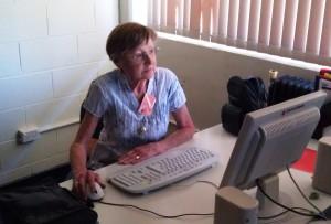 Eleanor Whelan, PCUG B-SIG Trainer
